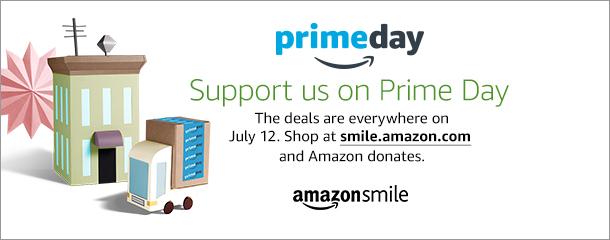 Smile Amazon Prime promo