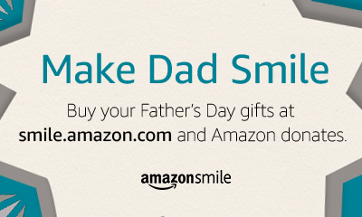Father's Day is near!